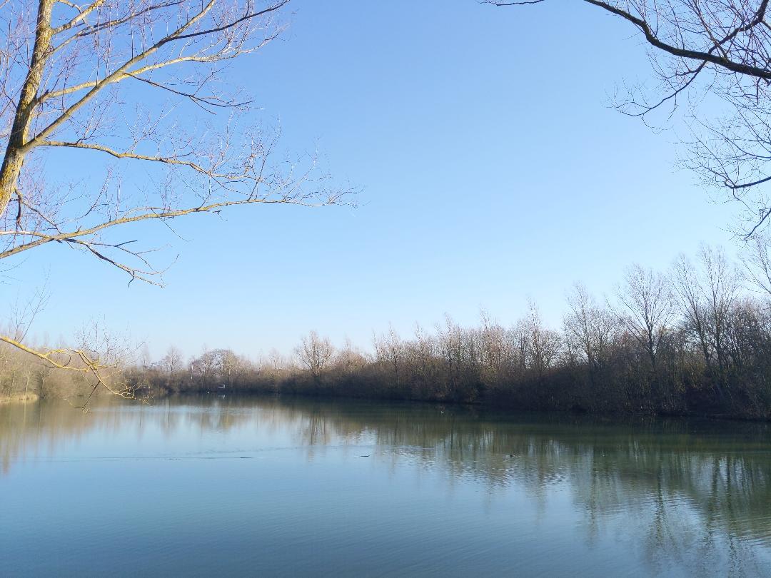Little Braxted Hall Lake