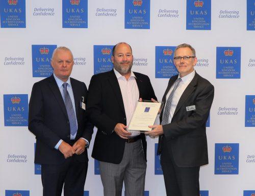UKAS Certificate Presentation