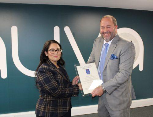 Priti Patel hails success of Auva Certification