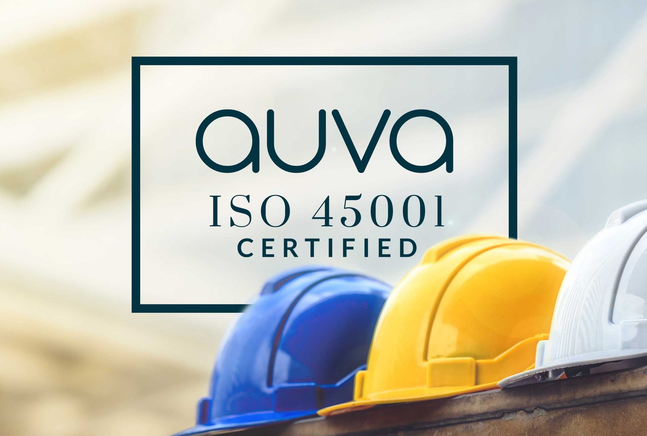 Protect your people with ISO 45001