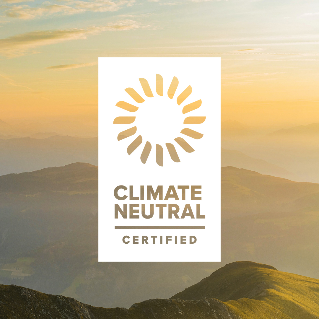 Climate Neutral Certified hills