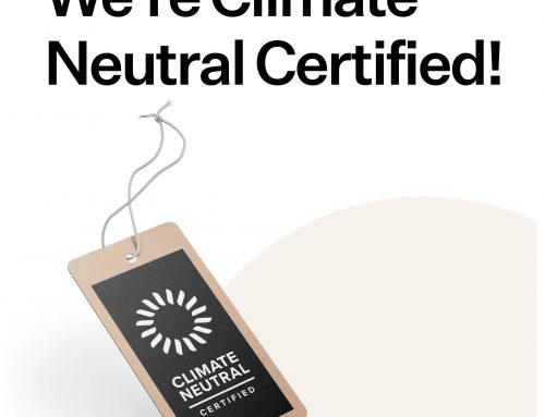 Auva Certification is Climate Neutral Certified!