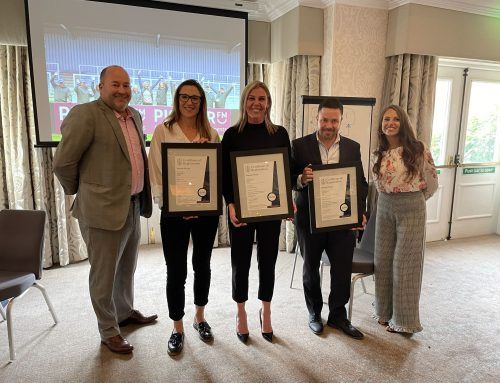 Facilities Management Firm Celebrates Three ISO Certifications!